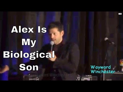 Misha Collins 'Alex Is My Biological Son' SanFranCon 2017