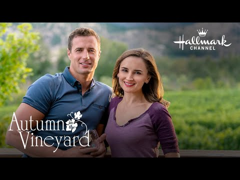Thumbnail: Preview - Autumn in the Vineyard starring Rachael Leigh Cook and Brendan Penny - Hallmark Channel