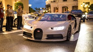 The EPIC Monaco Supercar Nightlife 2018 #7 (Chiron, Skyline R34, Renntech S63, Milltek RS6)