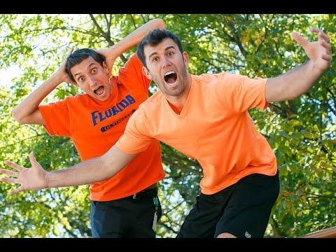 Amazing Race Audition | Brodie & Kurt