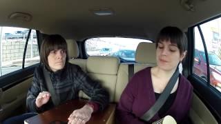 Jeff's Musical Car - Amy & Rachel Beck