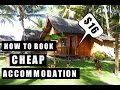 HOW TO BOOK CHEAP ACCOMMODATION