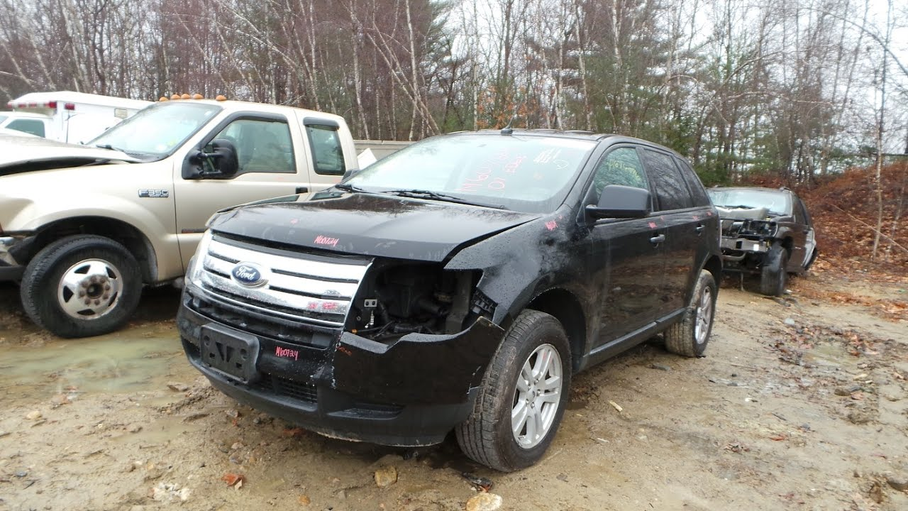 Parting Out  Ford Edge Stock M