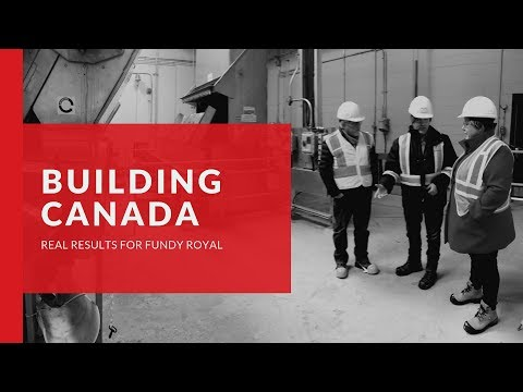 #BuildingCanada Investing in TransAqua