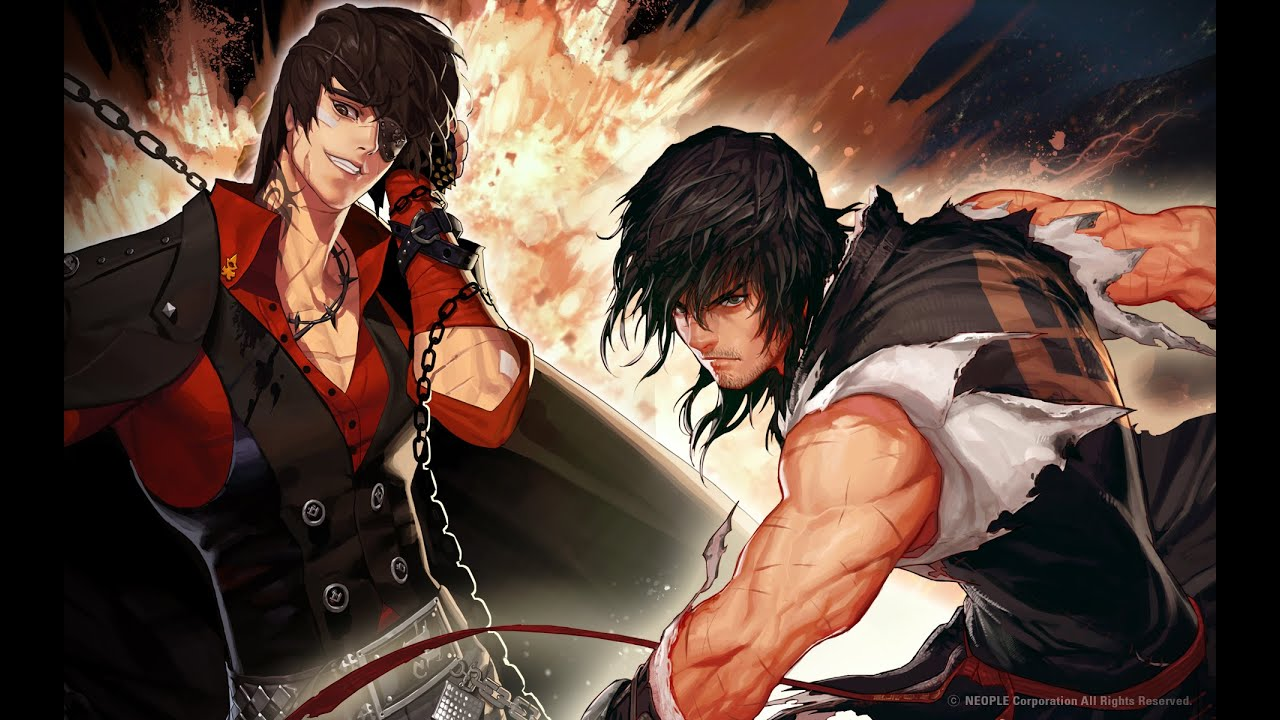 Dungeon And Fighter Male Fighter 2nd Awakening Trailers Grappler