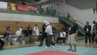 gcc 2009 bushido open at deer valley high school fighting 1