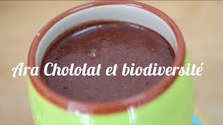 ARACHOCOLAT : Chocolat Vegan pour la Biodiversité