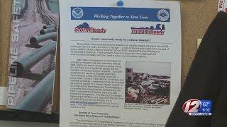 Rhode Island Prepares for Hurricane Matthew
