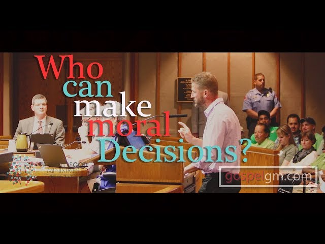 Zack Braddy talks about who has the right to make moral decisions