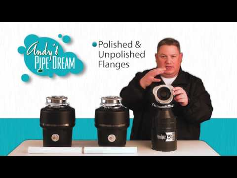 Insinkerator Garbage Disposal Model Comparison - Andy's Pipe Dream