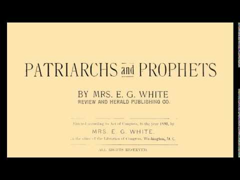 21 Joseph and his Brothers - Patriarchs & Prophets (1890) E.G.