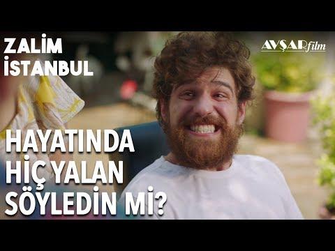 Cemre ve Nedim'in Hayatının İlk Yalanı   Zalim İstanbul 10. Bölüm