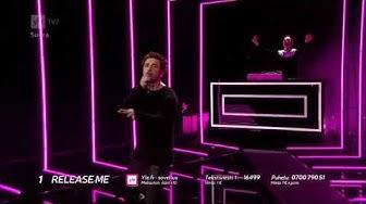 Umk 2019 - darude ft. sebastian rejman - release me (live)