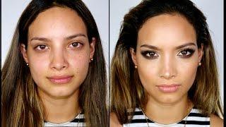 Jennifer Lopez AMA's Make up Tutorial