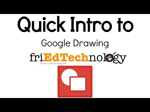 google drawing with graphic organizer templates youtube
