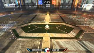 Cosmic Aftershock vs Air Force Two - Game 1-3 (MLG Pro Rocket League - September 10th 2015)