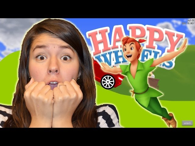 MATE A PETER PAN EN HAPPY WHEELS | LESSLIE | JUXIIS | JUXIS PLATICA POLINESIA Videos De Viajes