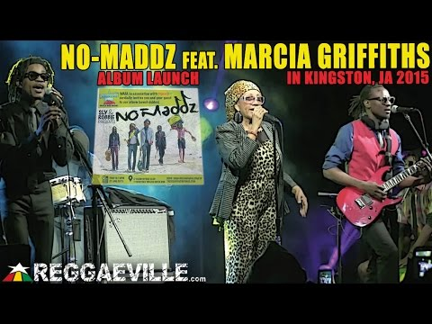 No-Maddz feat. Marcia Griffiths - Electric Boogie in Kingston, JA | Album Launch [January 27th 2015]