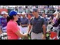 Golfer wins competition of a lifetime | A Round with Rory McIlroy & Niall Horan
