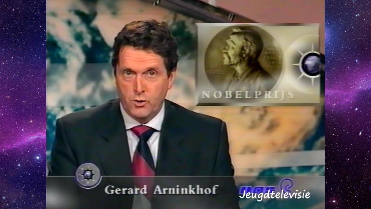 Nos Journaal Met Gerard Arninkhof 12-10-1999