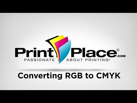 Converting RGB to CMYK   Photoshop, Illustrator, and Publisher