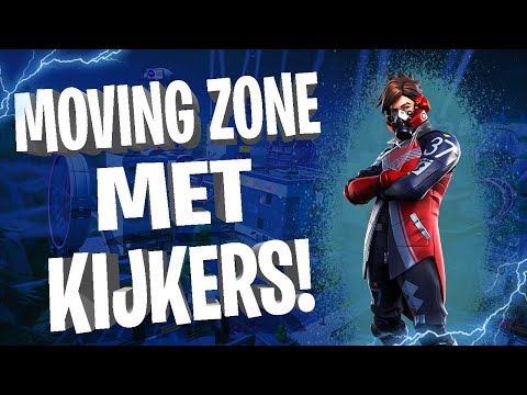 FORTNITE ZONE WARS MET KIJKERS + MINTY PICKAXE CODES ...