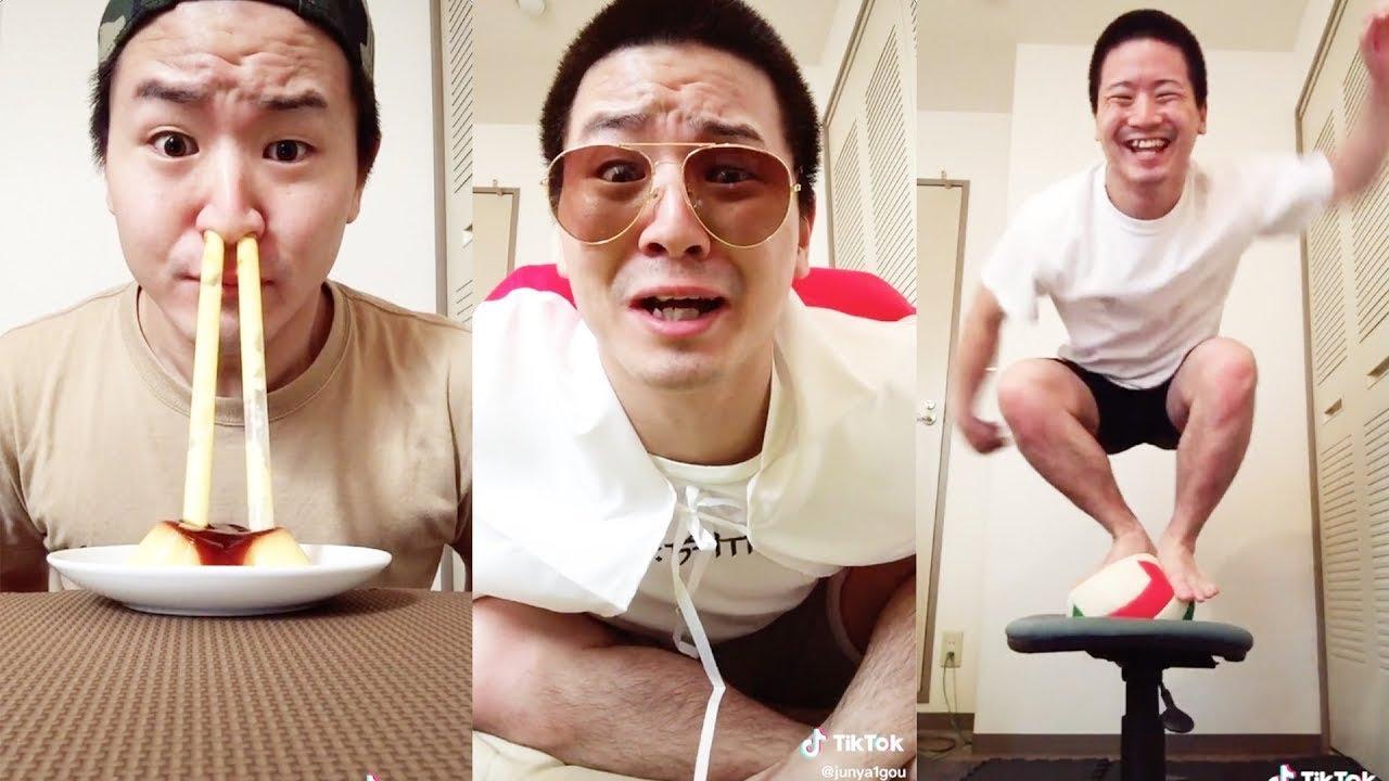 CRAZY FUNNY HILARIOUS |  @Junya.じゅんや  Tiktok | Junya Legend | Junya 1 gou Tiktok Videos