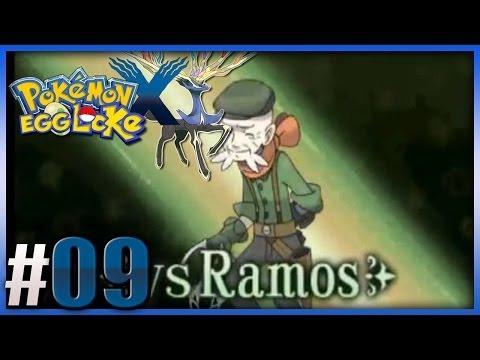Lets Play Pokemon X Egglocke Run Episode 9