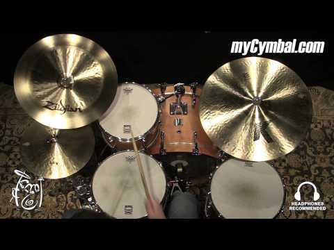 """Zildjian 19"""" K China Boy Cymbal (K0885-1032315C)"""