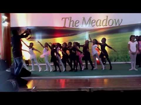 Nigerian Children ballet dance