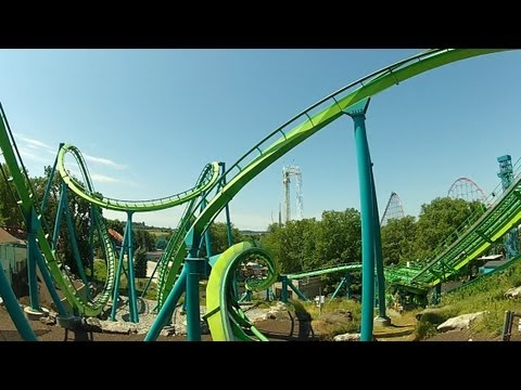 hydra the revenge roller coaster