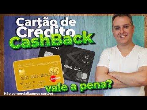 Cartão de Crédito CashBack, vale a pena ter? - Cartão de Crédito Alta Renda