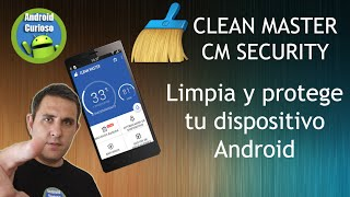 видео CM (Cleanmaster) Security на android