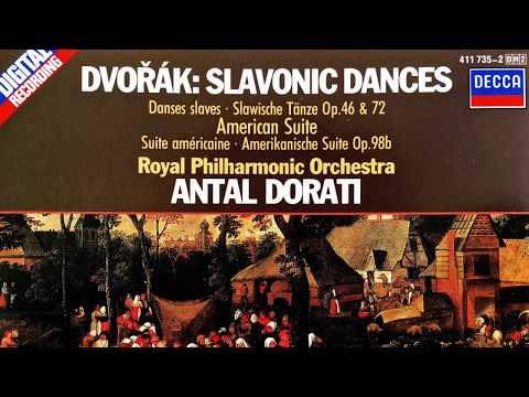 Dvo?ak - Slavonic Dances & Suites + Presentation (reference recording : Antal Dorati)