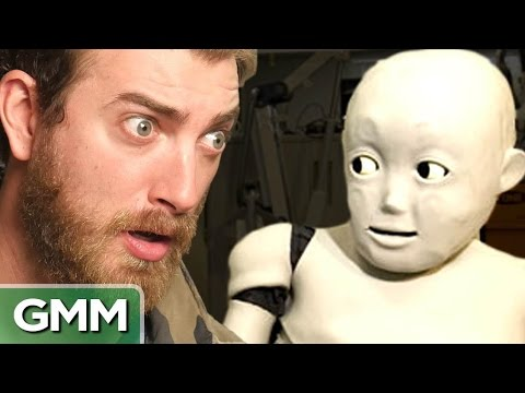 Why Creepy Robots Are Creepy