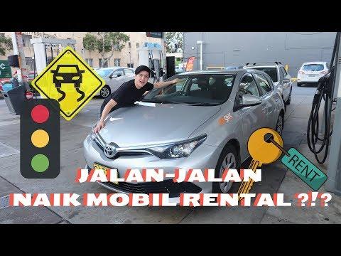 SEWA MOBIL DI AUSTRALIA , BENSIN SEPUASNYA ? ( HOW TO RENT A CAR IN AUSTRALIA WITH UNLIMITED FUEL?)