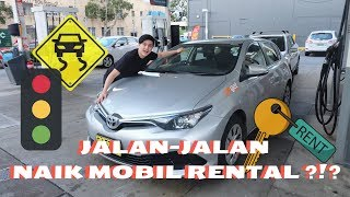 SEWA MOBIL DI AUSTRALIA , BENSIN SEPUASNYA ? ( HOW TO RENT A CAR IN AUSTRALIA WITH UNLIMITED FUEL?)