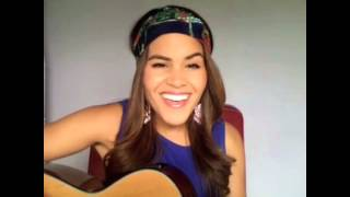 Vivir Mi Vida- Marc Anthony Cover by Gail Jijón