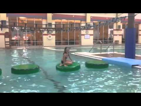 Xandra at the ymca pueblo co pool youtube for Swimming pool 4 eckig