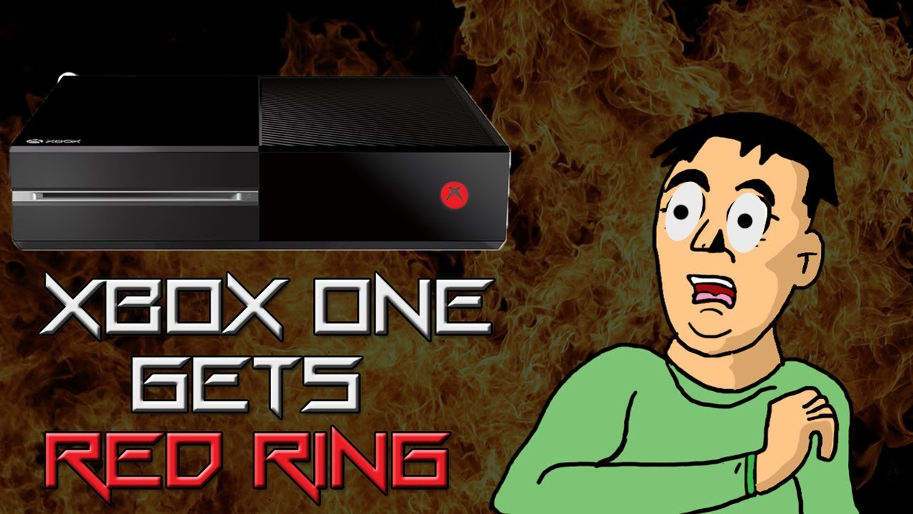 XBOX ONE RED RING OF DEATH (18+) - YouTube