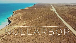 The long road of the Nullarbor! 14 hours into Madness!!