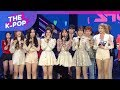 GFRIEND's Sunrise, THE FIRST WINs! THE SHOW CHOICE [THE SHOW 190122]
