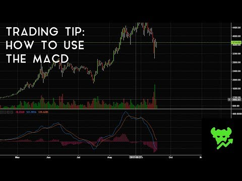 Trading Tip #2: How To Use The MACD