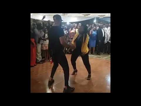 Fally Ipupa à Radisson Blu Lomé au Togo.