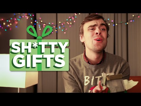 How To Pretend You Like That Shitty Gift (Hardly Working)