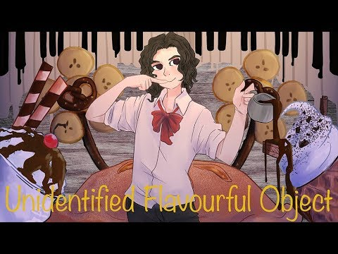 【Mili】 Unidentified Flavourful Object (Cover) 【Umber】
