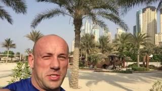 W Dubaju na plaże