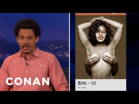 eric andre tinder