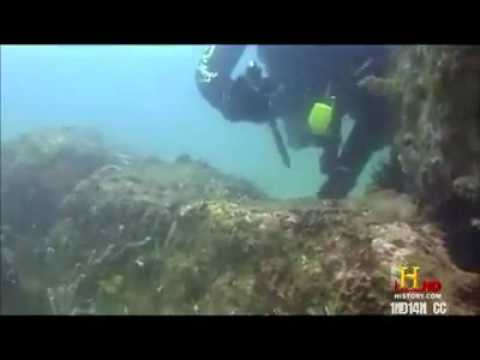 India's glorious past   Dwaraka revealed, a documentary clip from the History Channel
