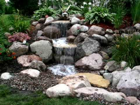 Aquascape Pondless Waterfall RainXchange System